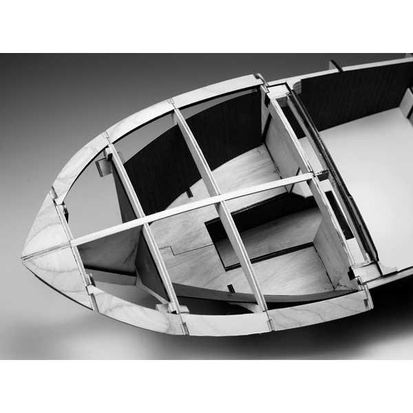 schiffsmodellbauset runabout riva aquarama m 1 10. Black Bedroom Furniture Sets. Home Design Ideas